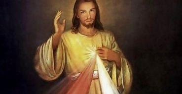 PEREGRYNACJA OBRAZU PANA JEZUSA MIŁOSIERNEGO  ORAZ APOSTOŁÓW MIŁOSIERDZIA ŚWIĘTYCH JANA PAWŁA II I SIOSTRY FAUSTYNY KOWALSKIEJ W RODZINACH PARAFII ŚW. BARBARY W MIKUSZOWICACH KRAKOWSKICH